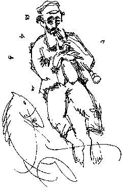 Рисунок Александра Вайсмана