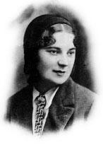 Роза Маркевич (Ястшомб). г. Ломжа. Фото 1939 г.