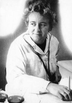 Гинда КОЛЕСНИКОВА (Ястшомб)
